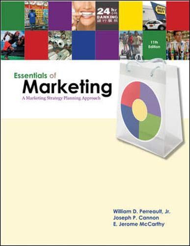 9780077216436: Essentials of Marketing with Student CD