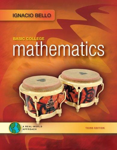9780077217884: Basic College Mathematics