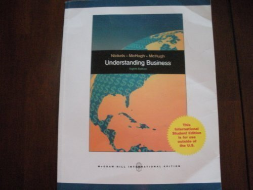 9780077219291: Understanding Business