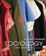 9780077219949: SOCIOLOGY: A BRIEF INTRODUCTION