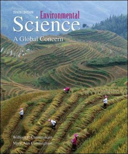 9780077221225: Environmental Science: A Global Concern