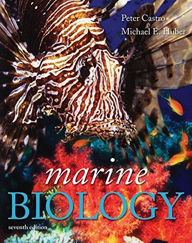 9780077221249: Marine Biology