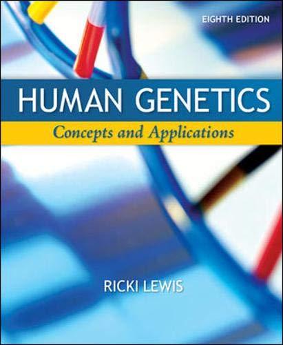 9780077221270: Human Genetics