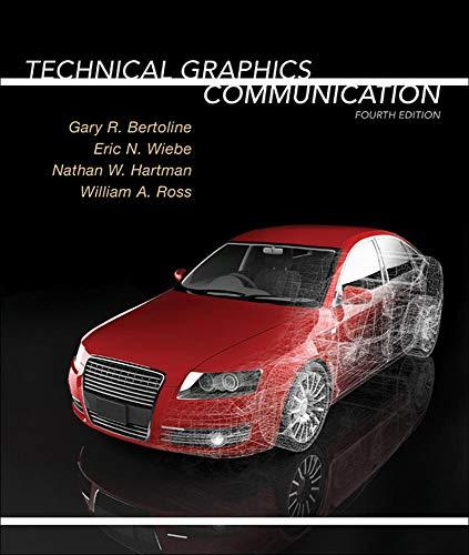9780077221300: Technical Graphics Communication