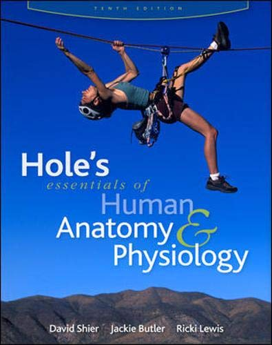9780077221355: Hole's Essentials of Human Anatomy & Physiology