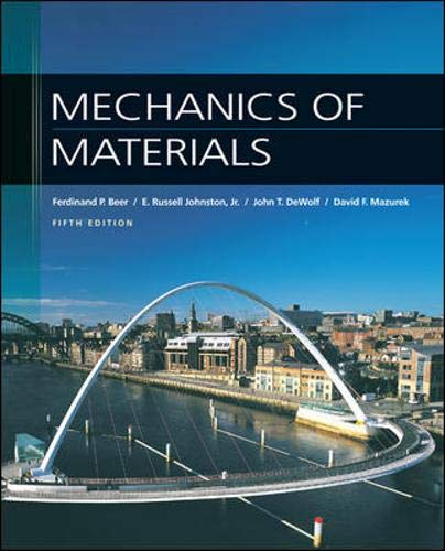 Mechanics of Materials: Johnston, E. Russell,