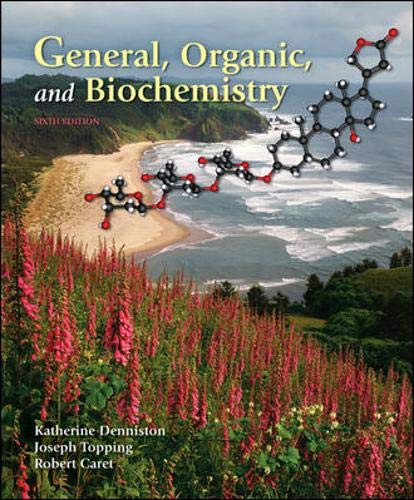 9780077221416: General, Organic & Biochemistry