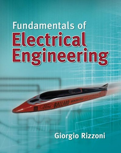 9780077221423: Fundamentals of Electrical Engineering