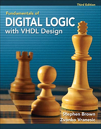 9780077221430: Fundamentals of Digital Logic with VHDL Design with CD-ROM