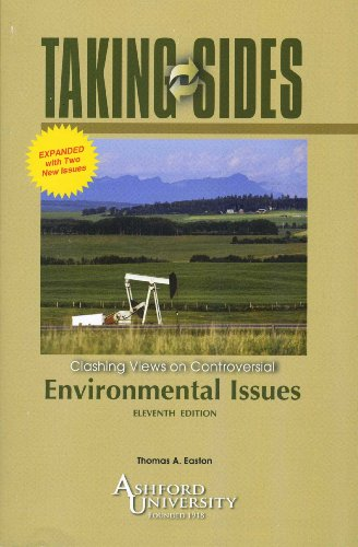 9780077223625: Taking Sides: Clashing Views on Controversial Environmental Issues