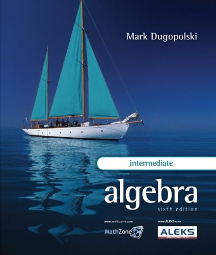 9780077224813: Intermediate Algebra