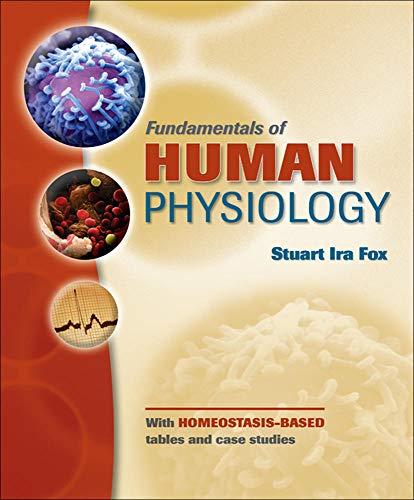 9780077226350: Fundamentals of Human Physiology