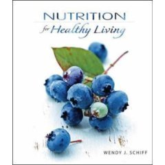 9780077228309: Nutrition for Healthy Living