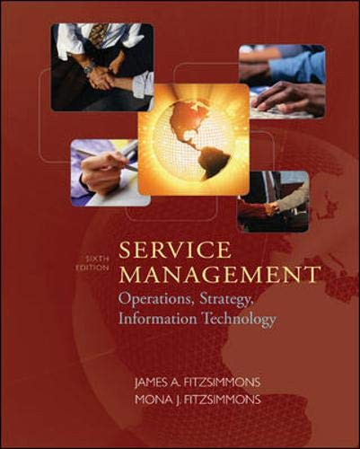 9780077228491: Service Management: Operations, Strategy, Information Technology w/Student CD