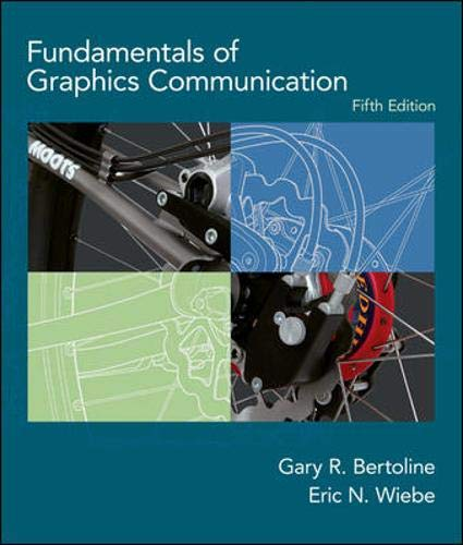 9780077228682: Fundamentals of Graphics Communication with AutoDESK 2008 Inventor DVD