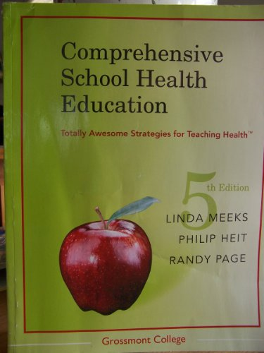 Comprehensive School Health Education: Totally Awesome Strategies for Teaching Health - Grossmont ...