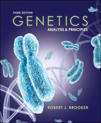 9780077229726: Genetics: Analysis and Principles