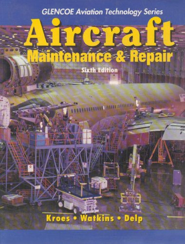 9780077231545: Aircraft Maintenance and Repair with Study Guide (Glencoe Aviation Technology Series)