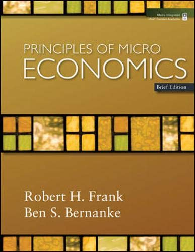 9780077231835: Principles of Microeconomics, Brief Edition
