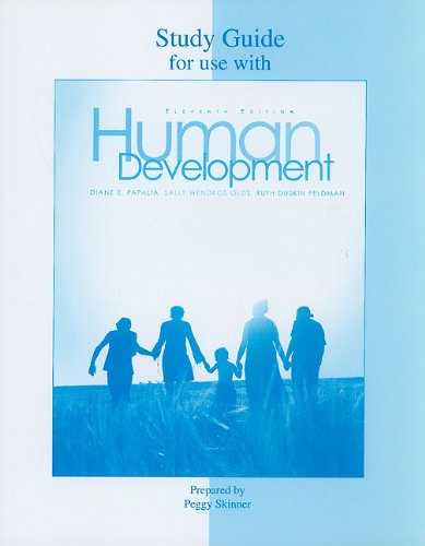 9780077234935: Student Study Guide to accompany Human Development