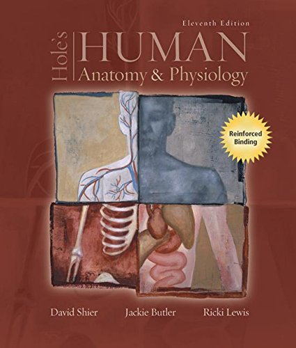 9780077235642: Hole's Human Anatomy & Physiology and Lab Manual Pkg