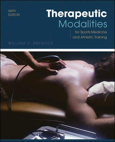 9780077236335: Therapeutic Modalities: For Sports Medicine and Athletic Training w/ eSims (THERAPEUTIC MODALITIES IN SPORTS MEDICINE ( PRENTICE))