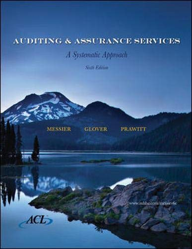 9780077236533: MP Auditing and Assurance Services with ACL SW CD