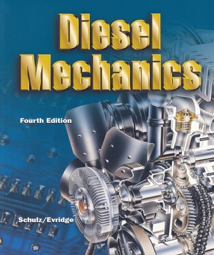 9780077238780: Diesel Mechanics [With Workbook]