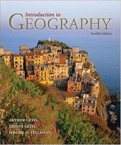 9780077240097: Introduction to Geography