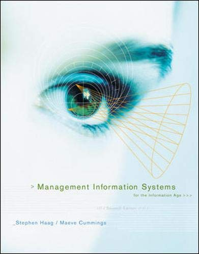 9780077240592: Management Information Systems with student CD and MISource 2007