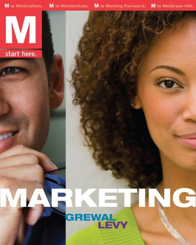 M: Marketing w/Review Cards & OLC Access: Dhruv Grewal, Michael