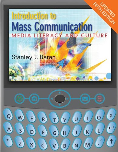 9780077243302: Introduction to Mass Communication: Media Literacy and Culture with Media World 2.0 DVD-ROM, Updated Fifth Edition
