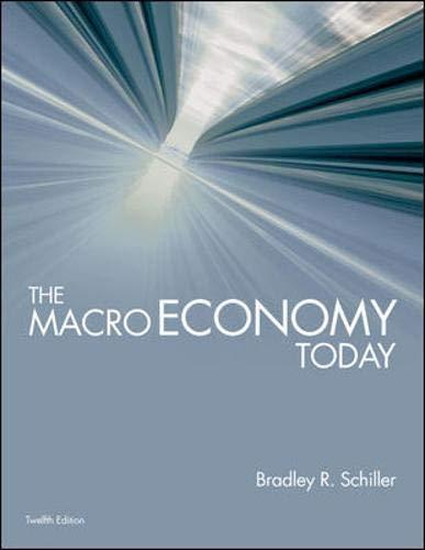 9780077247409: The Macro Economy Today (McGraw-Hill Economics)