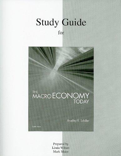 9780077247454: Study Guide for Macroeconomics