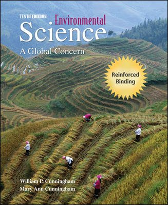 Environmental Science A Global Concern Tenth Edition