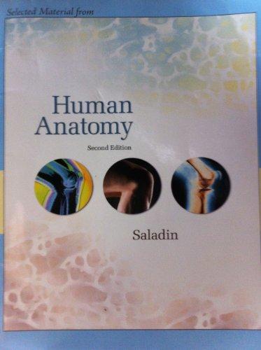 9780077249557: Human Anatomy University of Central Oklahoma Custom