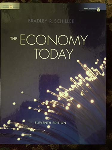 9780077250720: The Economy Today, 11th edition