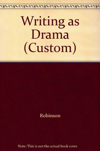 9780077250751: Writing as Drama (Custom)