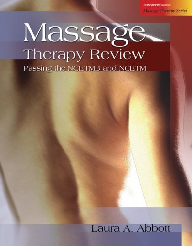9780077251130: Massage Therapy Review; Passing the NCETMB and NCETM w/ Updated Student CD-ROM