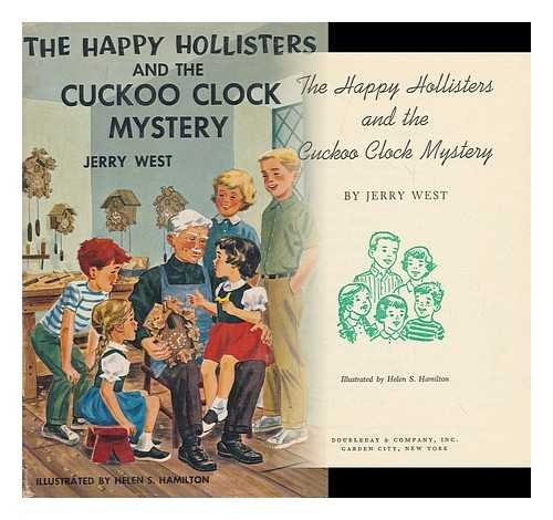 9780077255824: The Happy Hollisters and the Cuckoo Clock Mystery (The Happy Hollisters, No. 24)