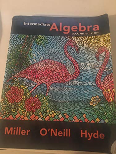 9780077256616: Intermediate Algebra
