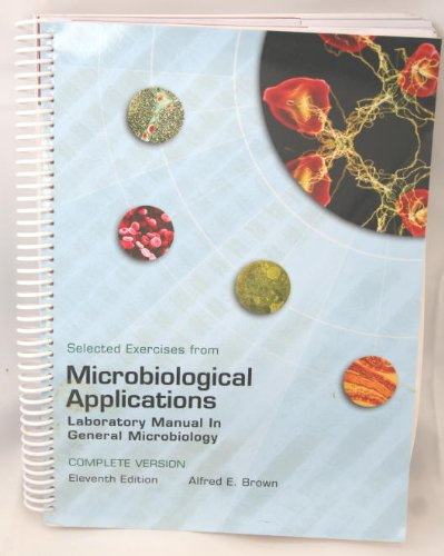 9780077257170: Microbiological Applications Complete Version 11th Ed