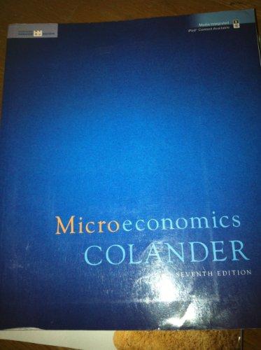9780077258382: Microeconomics