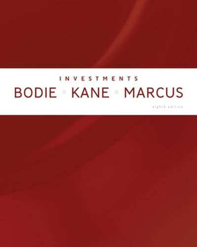 9780077261450: Investments 8th Edition
