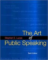 9780077262235: The Art of Public Speaking, Tenth Edition