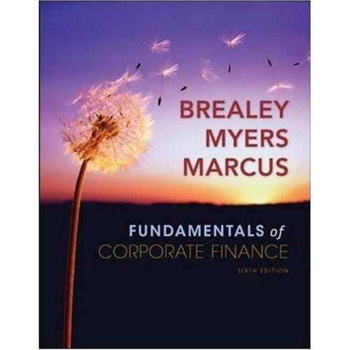 9780077262457: Fundamentals of Corporate Finance