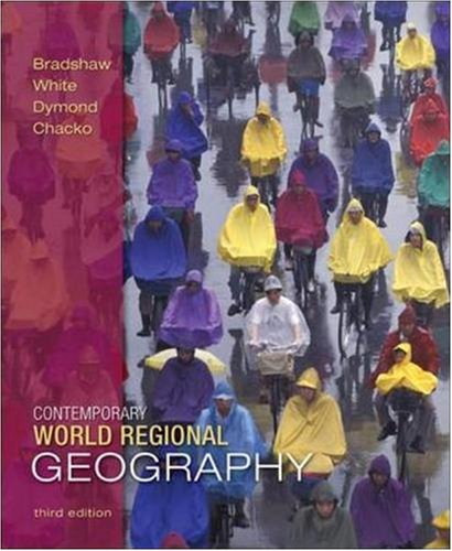 9780077263140: Contemporary World Regional Geography