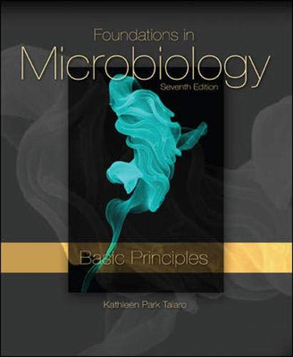 9780077263164: Foundations in Microbiology, Basic Principles