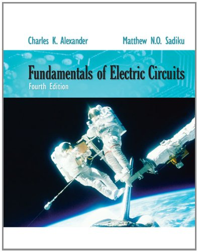 9780077263195: Fundamentals of Electric Circuits