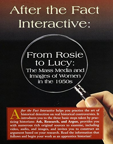 After the Fact Interactive: Rosie to Lucy: James West Davidson